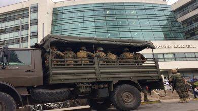 Photo of 440 detenidos durante el estado de emergencia en La Araucanía