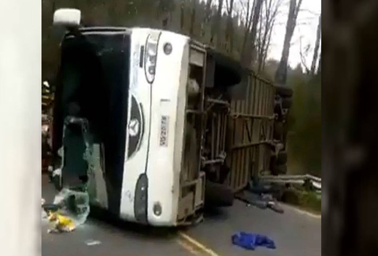 Photo of Accidente en La Araucania: Estudiantes no contaban con las autorizaciones necesarias