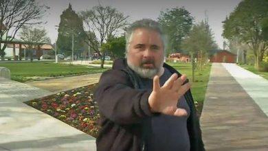 """Photo of Alemán del """"perro muerto""""  fue detenido por no pagar en local de Labranza"""