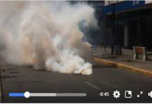 Photo of #AlertaTD: Carabineros se enfrentan con carros lanza gases en contra de manifestantes en Temuco