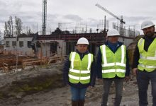 Photo of Avanzan obras del nuevo Hospital de Villarrica