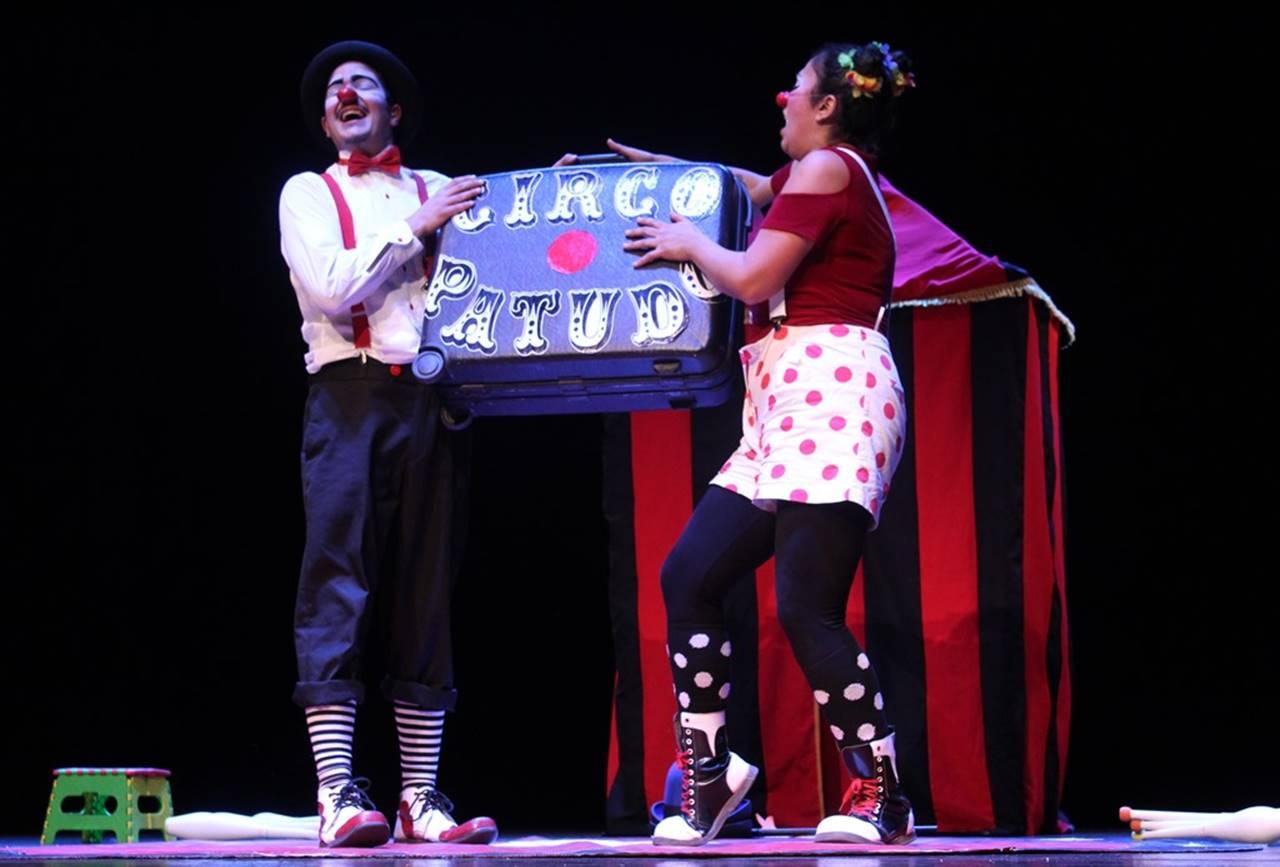"""Photo of """"Circo Patudo"""" vuelve al Pabellón Araucanía con una función gratis para todo público"""
