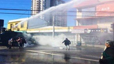 Photo of Dirigentes de Salud presentan recurso por uso de gases lacrimógenos en cercanías de Hospital en Temuco