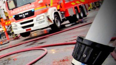 Photo of Incendio de una vivienda dejo una persona  fallecida en Padres Las Casas