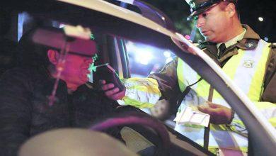 Photo of La Araucanía: Más de 100 automovilistas han salido de circulación por consumo de alcohol o drogas