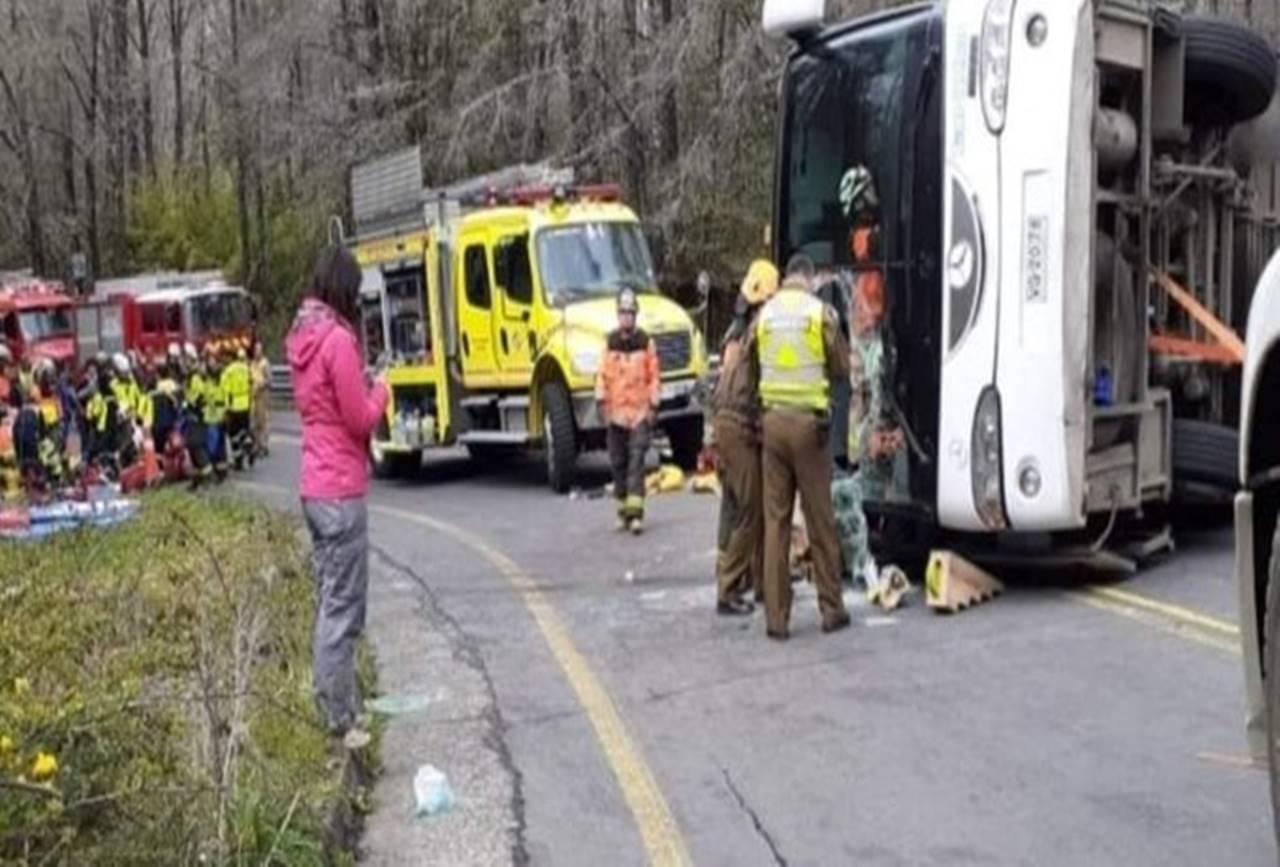 Photo of La Araucanía: Prisión preventiva para conductor de bus que volcó y dejó 3 estudiantes muertos