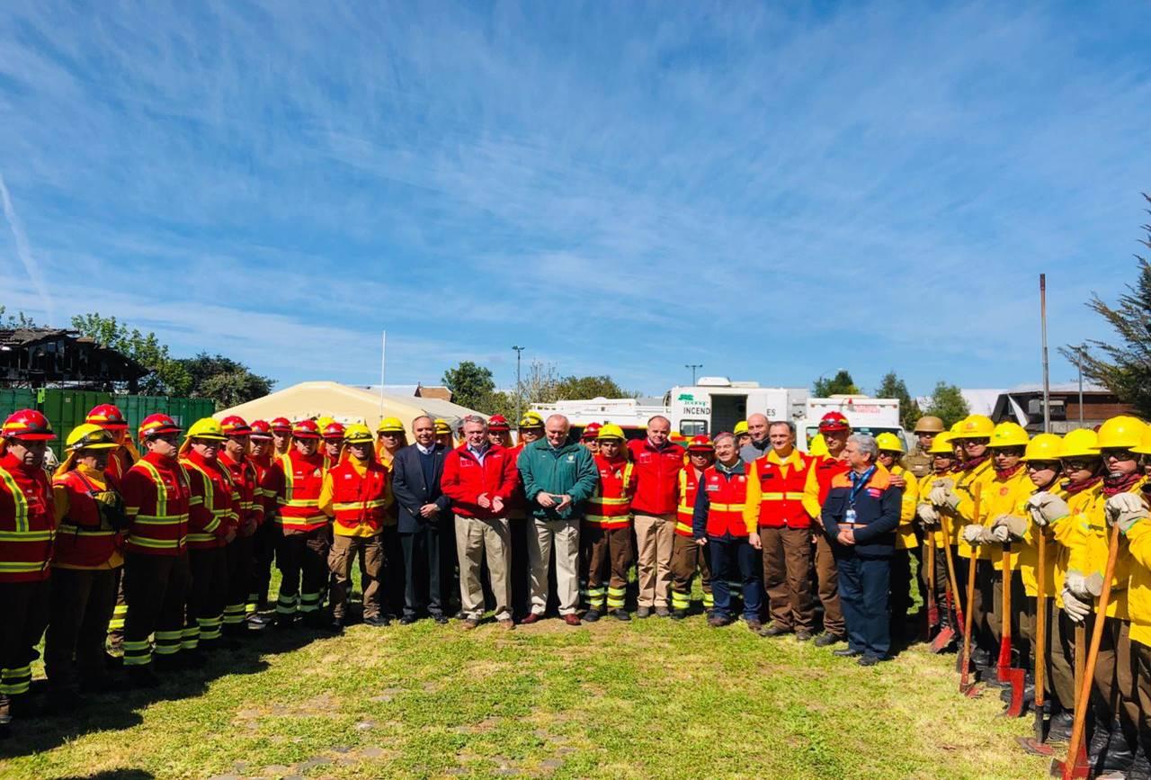 Photo of Lanzan plan para combatir incendios forestales en La Araucanía
