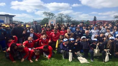 Photo of Más de  mil niños participan de la fiesta por la acción climática en Temuco