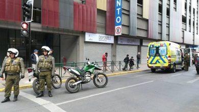 Photo of Mujer de la tercera edad fue atropellada en Temuco