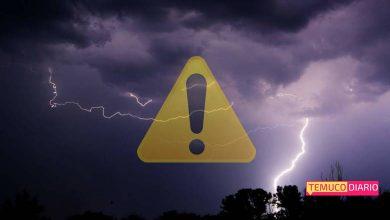 Photo of Onemi declara Alerta Temprana Preventiva para La Araucanía por tormentas eléctricas