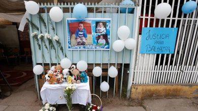 """Photo of Padres de Baltazar: """"Que sea el último niño que abandone así una familia"""""""