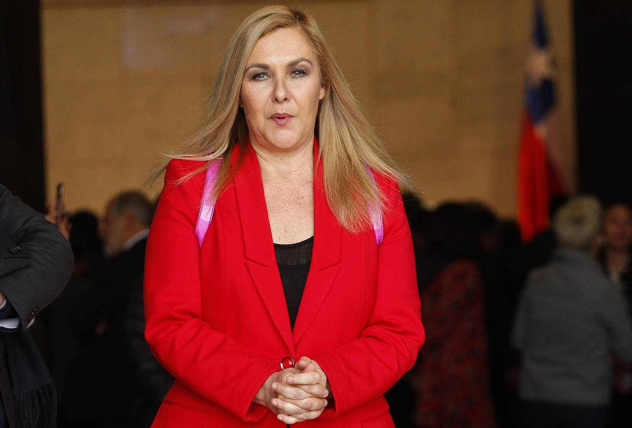 Photo of Pamela Jiles no descarta ser candidata presidencial en las próximas elecciones