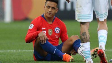 Photo of Parte médico del Inter: Alexis Sánchez sufre dislocación del tobillo y se analiza operación
