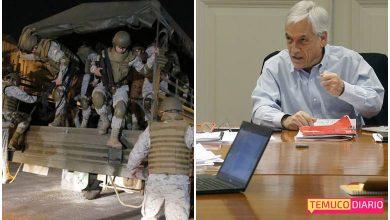 Photo of Piñera: Chile debe definir si está «del lado del vandalismo o de la democracia»