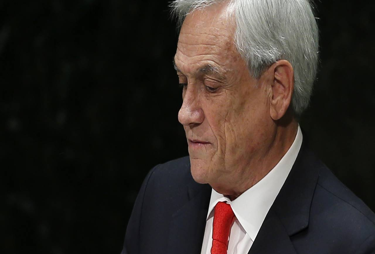 Photo of Piñera admitió resultados negativos de su política de seguridad en La Araucanía