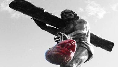 Photo of Decapitan busto militar en Temuco y cuelgan su cabeza en la estatua de Caupolicán