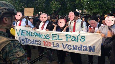 Photo of Temuco: Más de 9 mil personas marcharon en segundo día de huelga del sector público