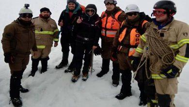 Photo of Turistas ecuatorianos extraviados en el volcán Llaima fueron encontrados en buenas condiciones