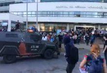 Photo of Corte ordena a Carabineros abstenerse del uso de balines y lacrimógenas en el sector  hospital de Temuco