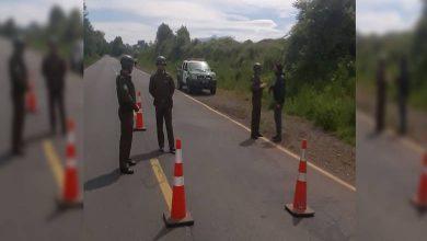 Photo of Curacautín: 3 comuneros mapuche heridos dejó el desalojo de un fundo por Carabineros