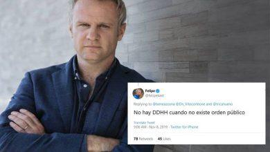 Photo of Felipe Kast sale a aclarar polémico tuit donde afirmó que no hay DDHH sin orden público