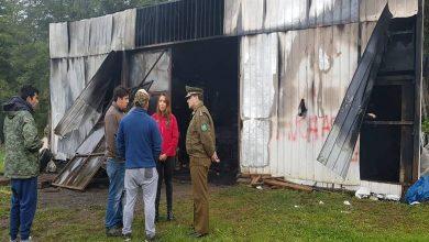 Photo of Gobierno anunció querella por dos ataques incendiarios en La Araucanía