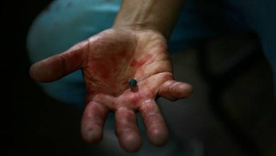 Photo of Informe de U. de Chile: Los balines utilizados por Carabineros tienen solamente un 20% de goma