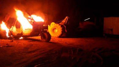 Photo of Nuevo ataque incendiario deja tres máquinas quemadas en La Araucanía