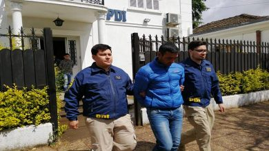 Photo of PDI de Traiguén detuvieron a tres hombres que atacaron local comercial