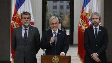 Photo of Piñera pide unión para combatir la violencia: «Llegó el momento de decir basta»