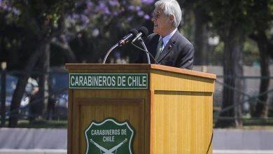 Photo of Piñera:«cuando los carabineros salen a las calles lo hace para cuidar la vida, derechos a la libertad y proteger la propiedad de todos los chilenos»