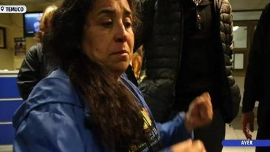 Photo of Temuco: Observadora de los Derechos Humanos es atacada por Carabineros