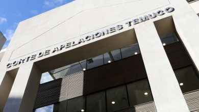 Photo of Temuco: prisión preventiva para acusado de golpear con la tapa de una olla a un carabinero