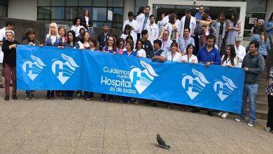 Photo of Trabajadores y usuarios del Hospital de Temuco llaman a la comunidad a cuidar el recinto asistencial