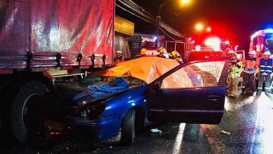 Photo of Una persona fallecida deja accidente vehicular en Temuco