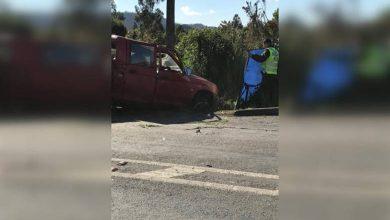 Photo of Una persona fallecida tras colisión frontal de dos camionetas en ruta Padre Las Casas -Cunco