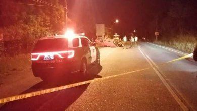 Photo of Villarrica: Un muerto y dos heridos de gravedad dejó volcamiento de camioneta