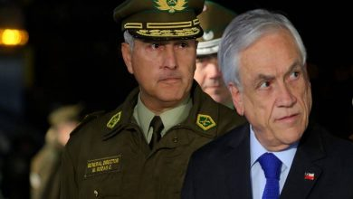Photo of Vocera y cuestionamientos a Rozas: «El general director tiene la confianza del Presidente»
