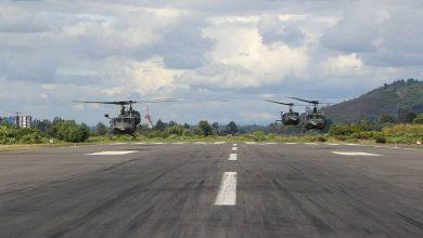 Photo of Vuelos de entrenamiento del grupo de aviación Nº 9 de La Fuerza Aérea de Chile se desarrollan en Temuco