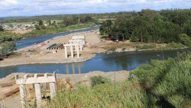Photo of Avanzan obras de reposición de nuevo puente Cautín en Cajón