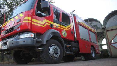 Photo of Bomberos fueron agredidos en incendio que dejó seis casas quemadas en Collipulli