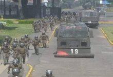 Photo of Carabineros ingresan a universidad de Temuco para detener a estudiantes