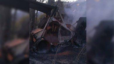 Photo of Investigan posible intencionalidad en incendio que destruyó un galpón y maquinaria agrícola en La Araucania