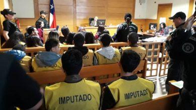 Photo of Juzgado de Garantía de Temuco deja con arresto domiciliario parcial a imputados por robo en supermercado