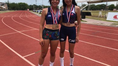 Photo of Atletas escolares de La Araucanía triunfan en Sudamericano de Paraguay