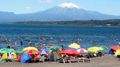 Photo of Las playas habilitadas para el baño en la Araucanía