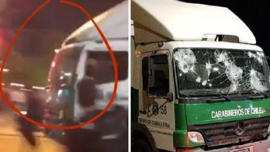 Photo of Profundo pesar por la muerte del  barrista, quién muriera atropellado por camión de carabineros
