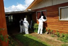 Photo of Encuentran mujer de 65 años asesinada, maniatada y amordazada en su casa, en la comuna de Teodoro Schmidt