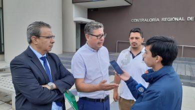 """Photo of Concejal Neira acude a Contraloría por supuestas irregularidades en Salud y """"poca transparencia"""" en entrega de recursos  municipales"""