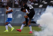 Photo of Suspenden partido entre Colo-Colo y Universidad Católica por incidentes